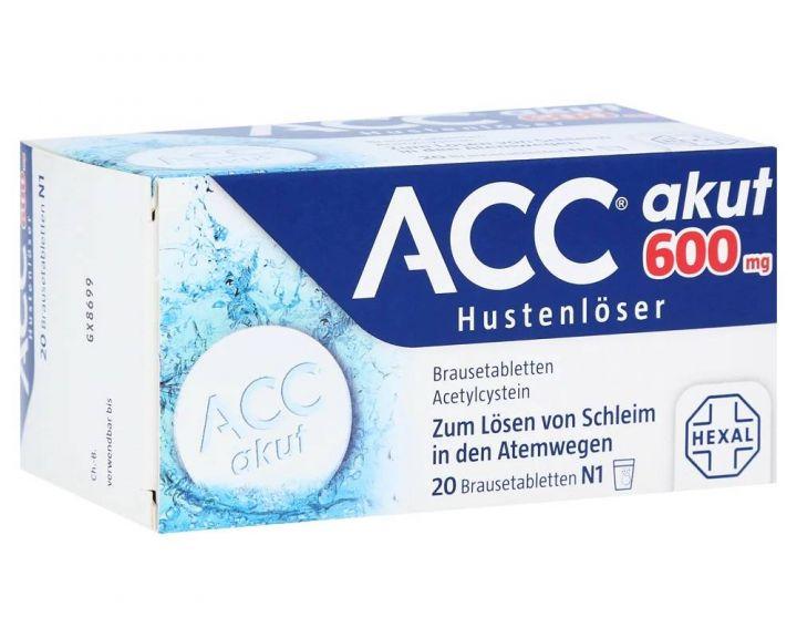 ACC® akut 600 mg