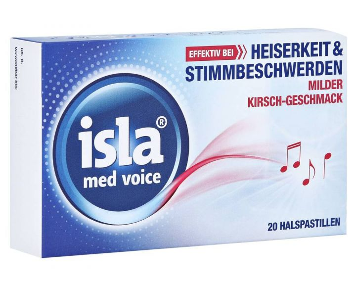 isla® med voice