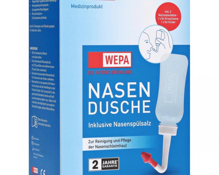 WEPA Nasendusche