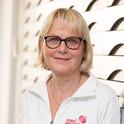 Apothekerin Marianne Endrich